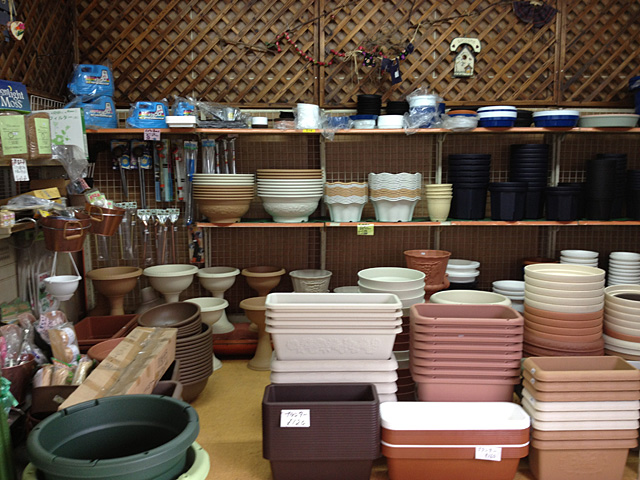 各種プランター・鉢